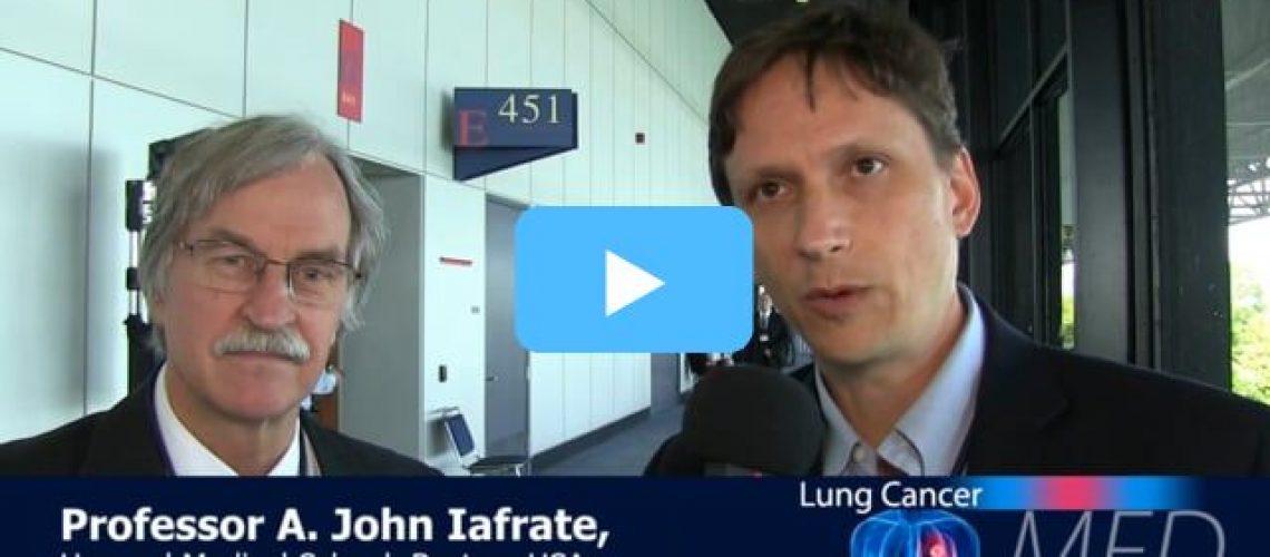 Prof John Lafrate ASCO 2018